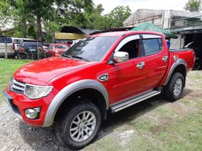 Selling 2010 Mitsubishi Strada Manual Diesel in Santiago