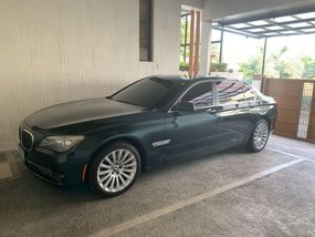 Sell 2nd Hand 2012 Bmw 750Li at 30000 km in Quezon City