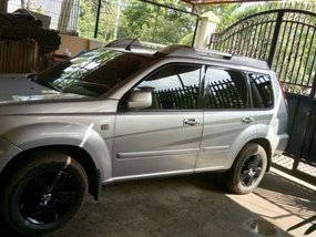 Selling Nissan X-Trail 2007 Automatic Gasoline in Panabo