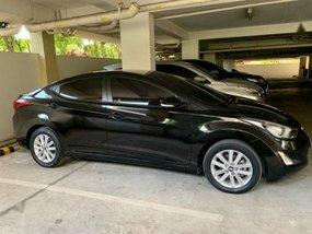 Hyundai Elantra 2014 Automatic Gasoline for sale in Quezon City