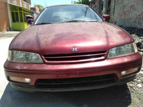 Selling 2nd Hand Honda Accord 2017 in Bacoor