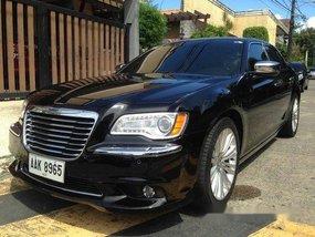 Selling Black Chrysler 300c 2014 in Muntinlupa