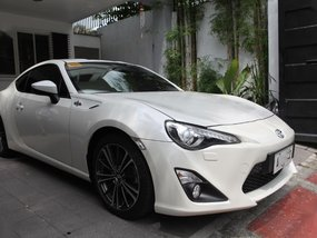 Selling Toyota 86 2015 Automatic Gasoline in Quezon City