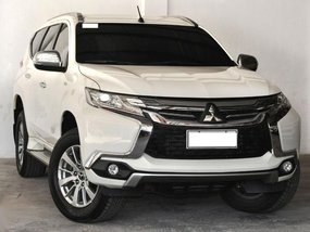 2nd Hand Mitsubishi Montero 2016 Automatic Diesel for sale in Quezon City