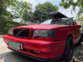Selling 2nd Hand Volvo 850 2016 Automatic Gasoline at 110000 km in Quezon City