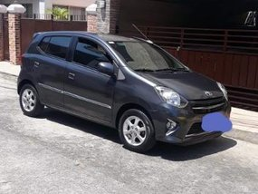 Selling 2nd Hand Toyota Wigo 2015 in Muntinlupa