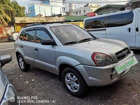 2nd Hand Hyundai Tucson 2006 Automatic Gasoline for sale in Caloocan