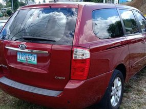 Selling 2nd Hand Kia Carnival 2010 in Silang