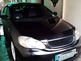 Selling 2nd Hand Toyota Altis 2001 in Silang