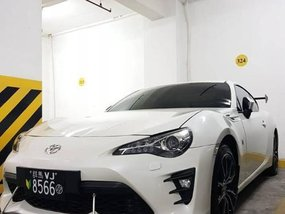 Toyota 86 2017 Automatic Gasoline for sale in Quezon City