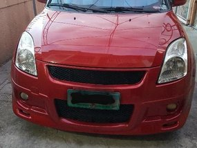 Sell 2nd Hand 2008 Suzuki Swift Automatic Gasoline at 86000 km in Las Piñas