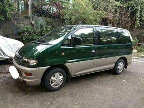Selling Mitsubishi Spacegear 1999 Manual Diesel in Quezon City