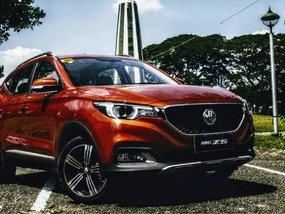 Selling 2019 MG ZS in Paranaque