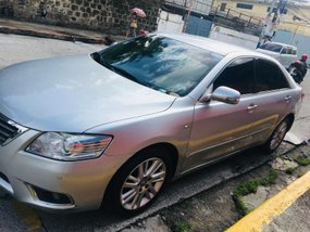 Selling Silver Toyota Camry 2010 Gasoline Automatic