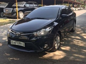 Selling Toyota Vios 2018 Manual Gasoline in Pasig