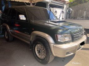 Selling 2nd Hand Isuzu Trooper 2001 in Mandaue