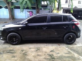 Selling Toyota Yaris 2015 Automatic Gasoline in Quezon City