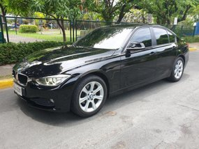 Selling 2nd Hand Bmw 318D 2015 at 34000 km in Pasig