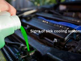 4 signs of a sick cooling system