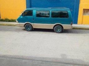 Selling 2nd Hand Kia Besta 2005 Van at 30000 km in Alcantara