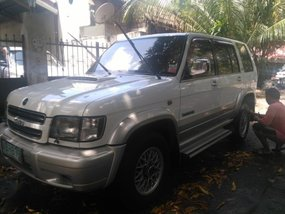 Sell 2nd Hand 2001 Isuzu Trooper at 130000 km in Taytay