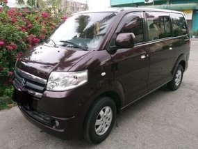 Selling 2nd Hand Suzuki Apv 2012 in Quezon City