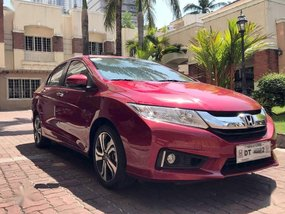 Selling 2nd Hand Honda City 2017 Automatic Gasoline at 13000 km in Quezon City