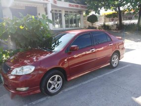 Selling Toyota Altis 2006 Manual Gasoline at 110000 km in Concepcion