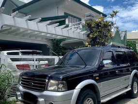 Ford Everest 2005 Automatic Diesel for sale in Antipolo
