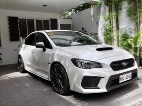 2nd Hand 2018 Subaru Wrx STi 13000 km for sale in Quezon City