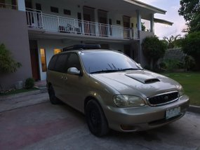 2nd Hand Grey Kia Carnival 2007 for sale in Dumaguete