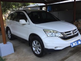 2010 Honda Cr-V at 54000 km for sale in Lipa