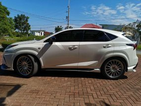 Sell 2nd Hand 2015 Lexus Nx Automatic Gasoline in Makati