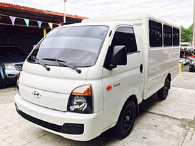 Selling Hyundai H-100 2017 Manual Diesel in Mandaue