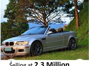 Selling Bmw M3 2003 Manual Gasoline in Makati