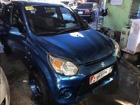 Sell Blue 2017 Suzuki Alto at 21000 km in San Francisco