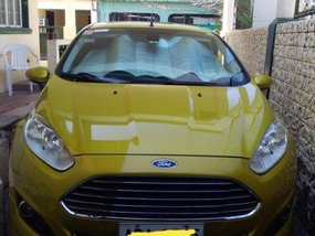 2015 Ford Fiesta for sale in Las Pinas