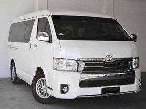 2nd Hand Toyota Grandia 2016 for sale in Quezon City