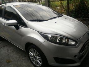 Selling 2nd Hand Ford Fiesta 2017 in Pasig