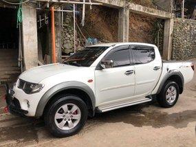 Mitsubishi Strada 2009 Manual Diesel at 90000 km for sale in Baguio