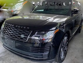 Brand New Black 2019 Land Rover Range Rover for sale in Manila