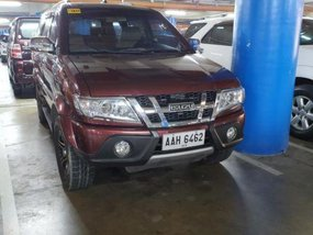 Isuzu Sportivo 2014 Automatic Diesel for sale in Marikina
