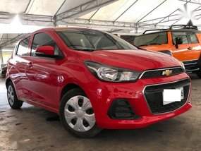 Selling 2nd Hand Chevrolet Spark 2017 Hatchback in Makati