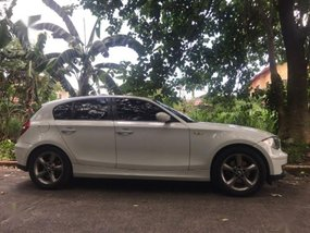 Sell 2nd Hand 2008 Bmw 120D Hatchback in Quezon City