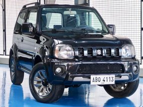 Selling 2nd Hand Suzuki Jimny 2015 in Quezon City