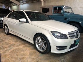 Mercedes-Benz C220 2013 for sale in Quezon City