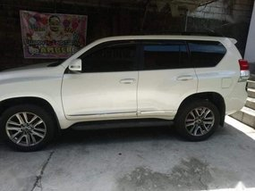 2nd Hand Toyota Land Cruiser Prado 2013 Automatic Diesel for sale in Malabon