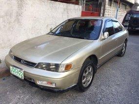 Sell Used 1995 Honda Accord at 70000 km in Manila