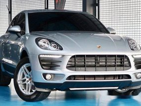 Selling Silver Porsche Macan 2016 Automatic Gasoline at 13101 km in Quezon City