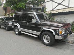 Nissan Patrol 1996 Manual Diesel for sale in Marikina